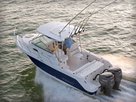 Robalo Boat Show by Robalo R265 26 At Fort Lauderdale International Boat