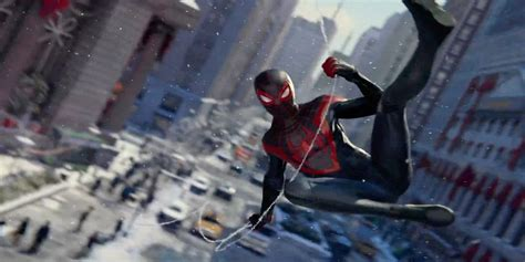 miles morales  creator praises upcoming spider man ps game
