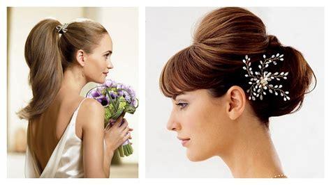clip  hair extensions   wedding day women