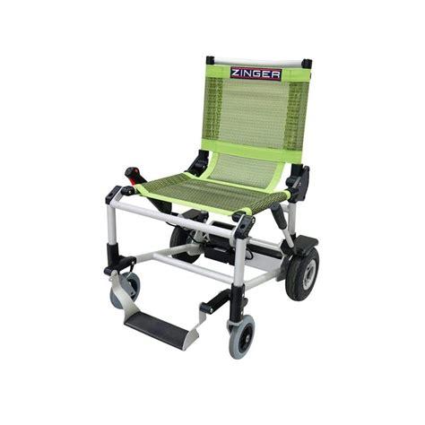 en fauteuil roulant zinger en fauteuil roulant
