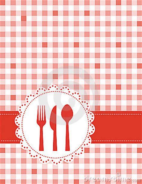 dinner invitation menu royalty  stock photo image