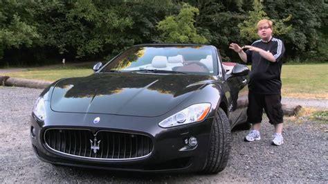 Maserati 47 Price by Test Drive Of The All New 2011 Maserati Granturismo