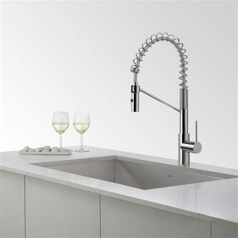 Restaurant Style Sink Faucet