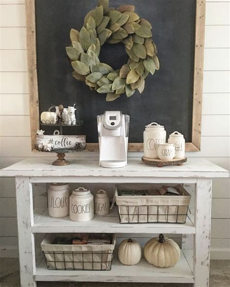 25  DIY Coffee Bar Ideas for Your Home (Stunning Pictures
