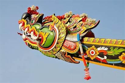 Naga Dragon Thai Photograph Thailand Ancient 6th