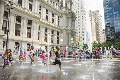 Philadelphia Philly Heat Parks Park Visit Streets
