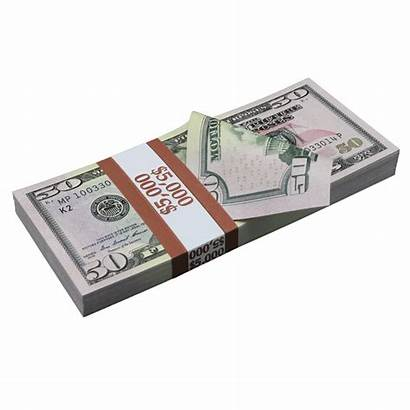 Stack Money Prop Fake Bills Film Movies