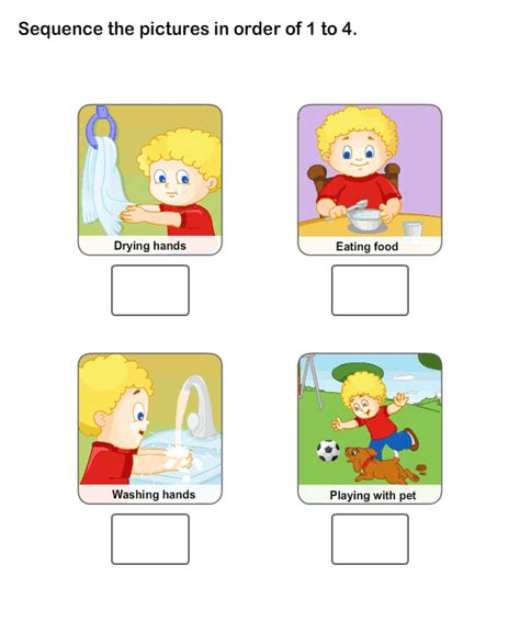 healthy habits worksheets  kids personal hygiene