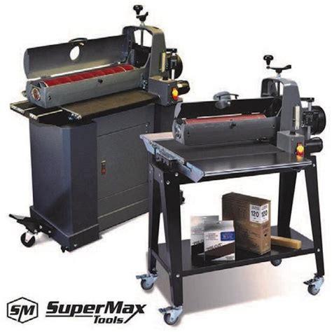 drum sanders  supermax tools