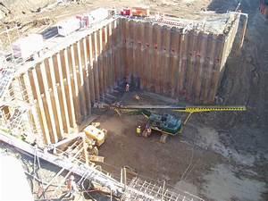 Sheet Pile Walls | Drill Tech Drilling & Shoring