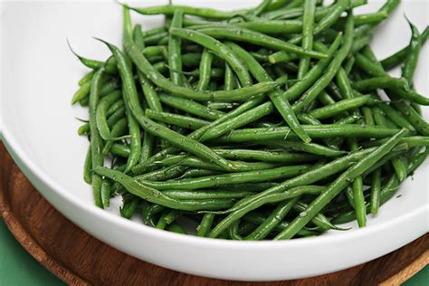haricot verts haricots verts with tarragon butter food style