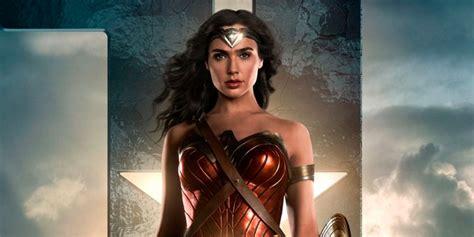 Justice League Wonder Woman Teaser  Screen Rant