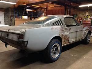 1965 Ford Mustang 2 2 Fastback Partial Restoration Alabama