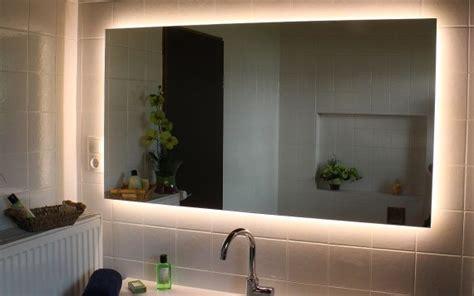 Le über Badspiegel myspiegel de forte led