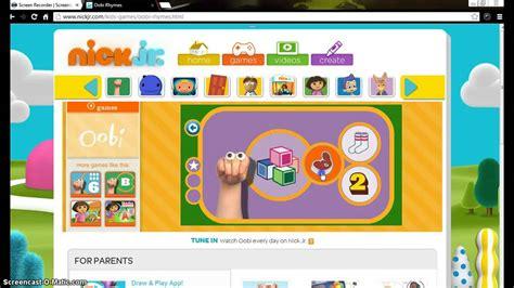 nickjr com preschool games noggin nick jr gamesworld 973