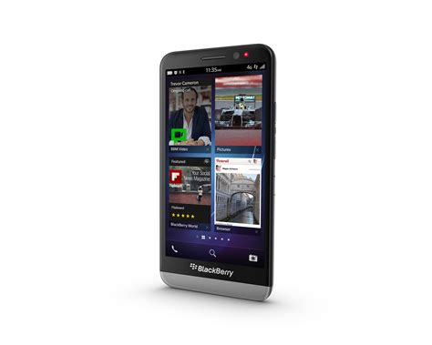 Everything You Need To Know About The Blackberry Z30
