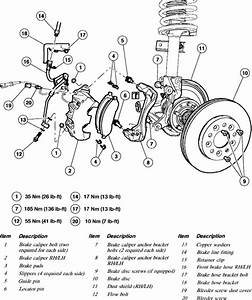 Car Disc Brake Assembly Exploded View Of With Pictures