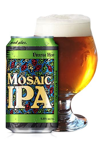 mosaic fresh hop ipa castle danger brewing