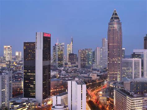 Frankfurt Marriott Hotel In Frankfurt Am Main