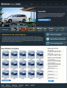 rentacar i dreamweaver templates With dreamweaver photo gallery template