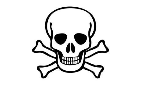 Como desenhar uma Caveira Pirata (crânio esqueleto) How