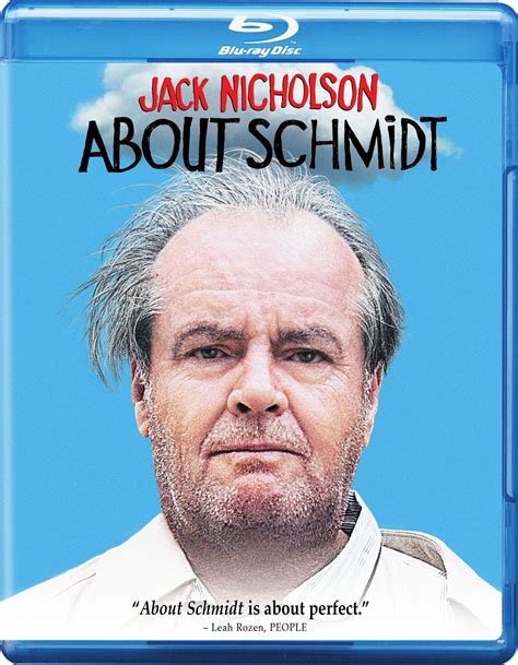 About Schmidt DVD Release Date February 2, 2002