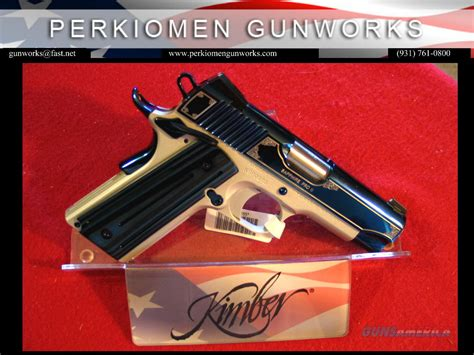 kimber introduces 2014 summer collection guns ammo pro sapphire 9mm 4 quot 2014 summer collection n for