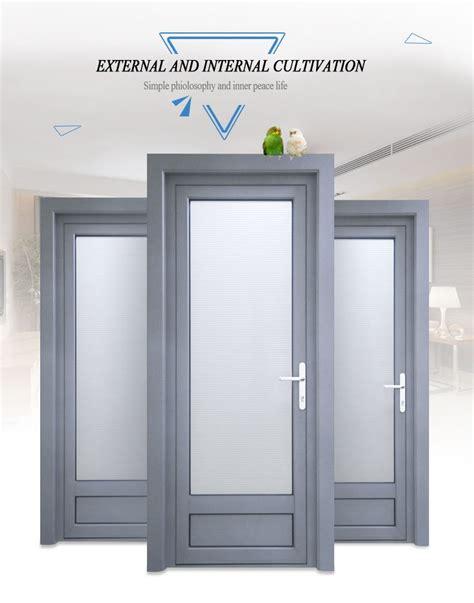 modern aluminium bathroom doors  window aluminum frame glass door buy bathroom doors