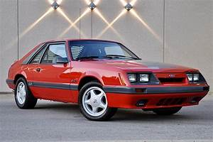 Low Mileage '86 Fox Mustang Up For Auction On Bring A Trailer