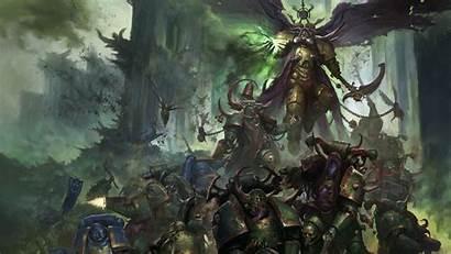Warhammer 40k Guard Death Videogame Demon