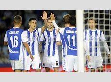 Real Sociedad vs Alavés La Real se lleva con facilidad el