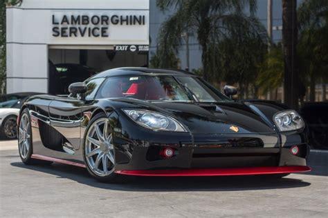 Rare Koenigsegg Ccxr For Sale In Miami Gtspirit