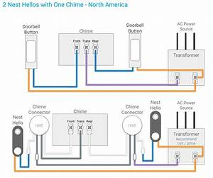 Wiring Multiple Doorbell Chimes