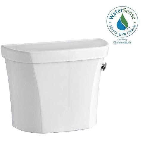kohler kitchen faucets home depot kohler wellworth 1 28 gpf single flush right toilet