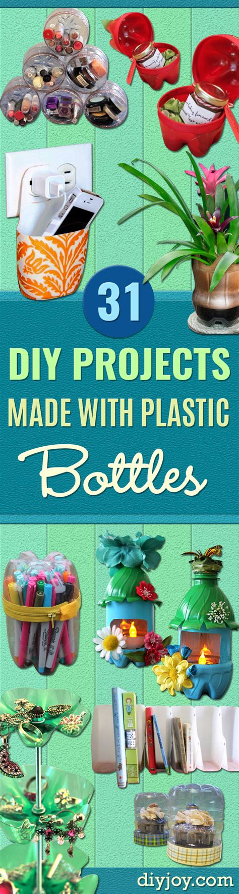 awesome diy projects   plastic bottles