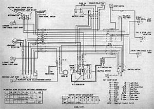 Honda C70 Wiring Diagram Wallpapers