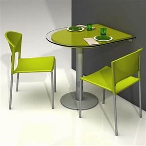 charmant meuble cuisine en coin 6 sp233cial petit With meuble de cuisine design 12 designs creatifs de table pliante de cuisine