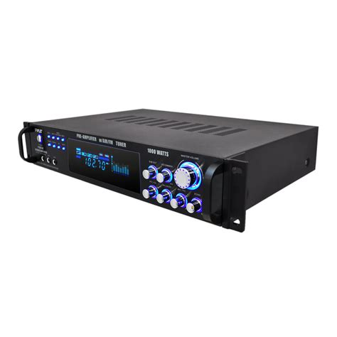 Amazon Pyle Pat Hybrid Pre Amplifier With