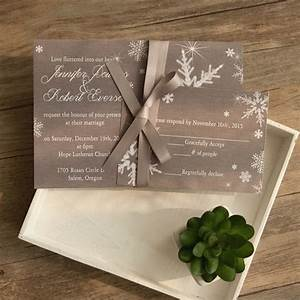 elegant grey winter wedding invitations ewi411 as low as With fancy winter wedding invitations