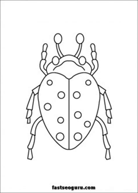 carrion beetles coloring pages printable coloring pages