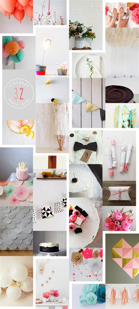 10 most creative birthday party themes for 32 creative birthday party ideas a subtle revelry