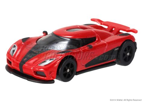 Hot Wheels Koenigsegg Agera R 1