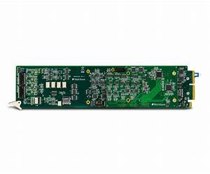 Open Gear Fiber Transport Cards  Smpte  And Hdsdi Over