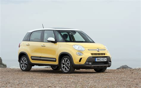 Fiat 2014 500l by Fiat 500l Trekking 2014 Widescreen Car Image 16 Of