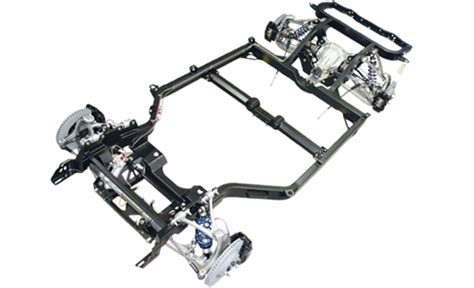 street shop  offering custom built replacement chassis