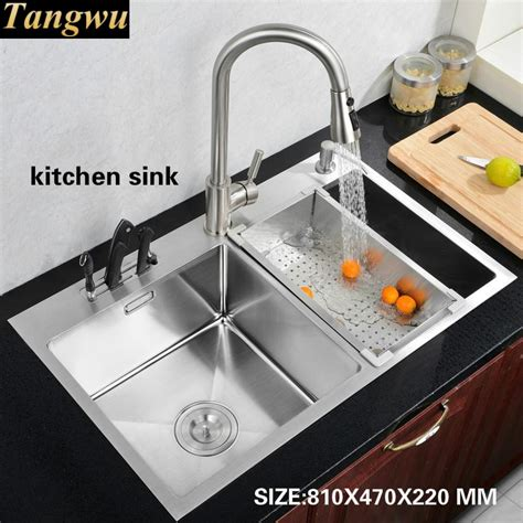 Steel Wash Basin For Kitchen by Tangwu Kitchen 304 Stainless Steel Sink Basin Washing