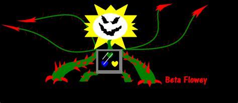 Beta Flowey (undertale) By Painter85 On Deviantart