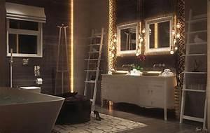 salle de bain de luxe au design modern et chic design feria With salle de bain luxe design
