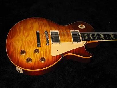 Gibson Les Paul Guitar Wallpapers Standard 1959