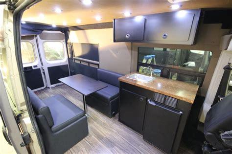 Promaster Camper Conversion   Dodge Van Conversion